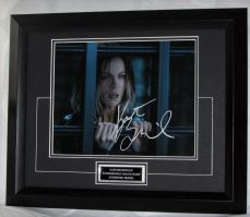 "A983KBU KATE BECKINSALE - ""UNDERWORLD: BLOOD WARS"" AUTHENTIC SIGNED"